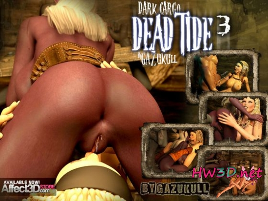 Dead Tide 3: Dark Cargo (2013) English