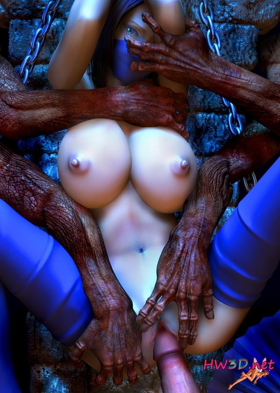 фото порно kitana