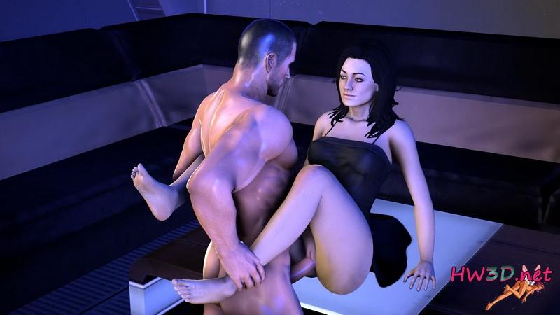 Секс mass effect фото