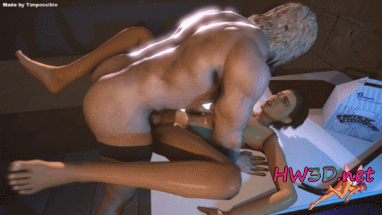 Alyx gets more Action (Half Life 2) 1080p GIF