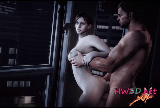 Jill Valentine Porno 12
