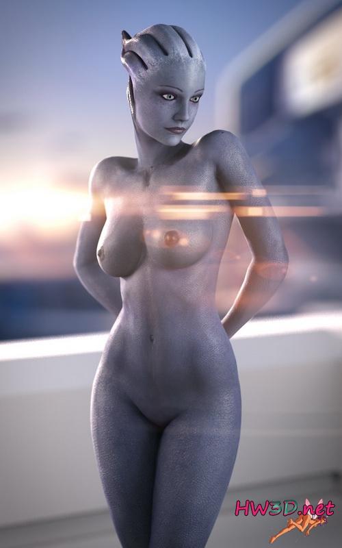 Nude liara Liara
