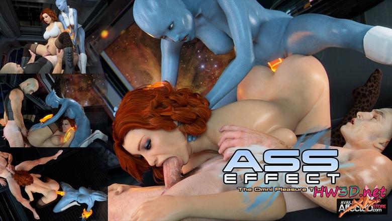 Ass Effect - The Omni Pleasure Tool