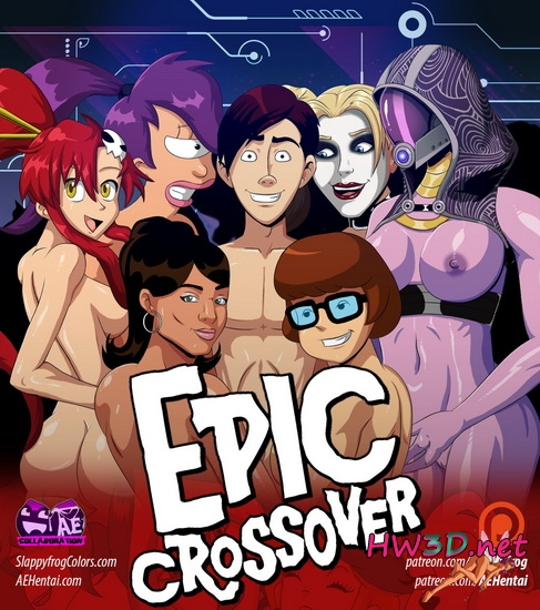 Epic Crossover (2016) 1080p