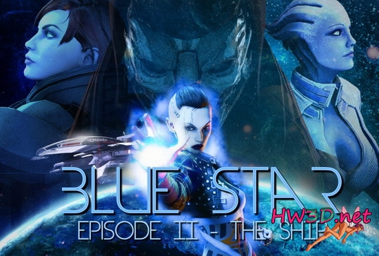 Blue Star: Episode 2 - The SHIP (2016) 720p Video