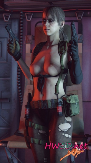 Quiet XXX (Metal Gear Solid V: The Phantom Pain)