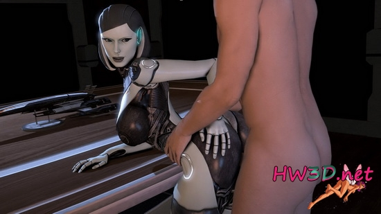 Mass Effect Day EDI 1080p GIF
