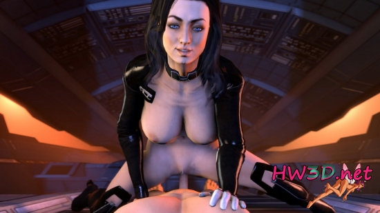 Mass Effect DAY Miranda POV 1080p VIDEO