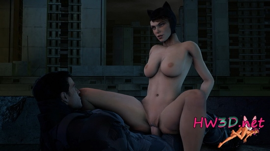 Catwoman Cowgirl 720p GIF
