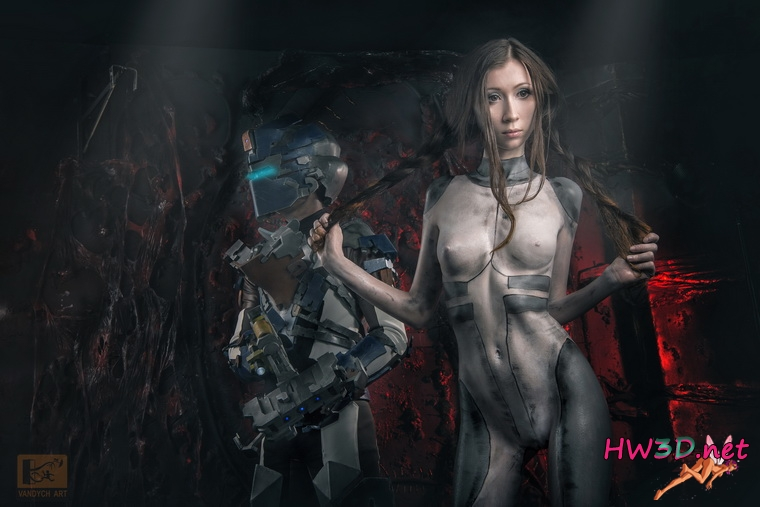 Dead Space 18+ Cosplay