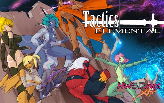 Tactics Elemental + DLC v.1.4 (2017) Английский