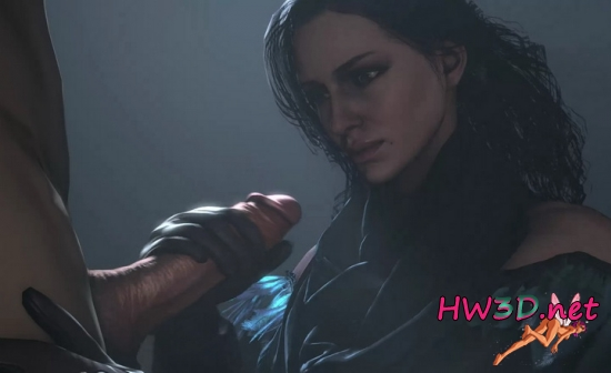 A Day with Yennefer 1080p Video