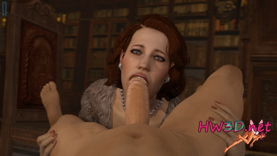 Mrs. Wayne in some nice POV action 720p Video