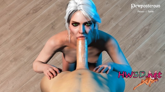 Ciri POV Blowjob 720p Video