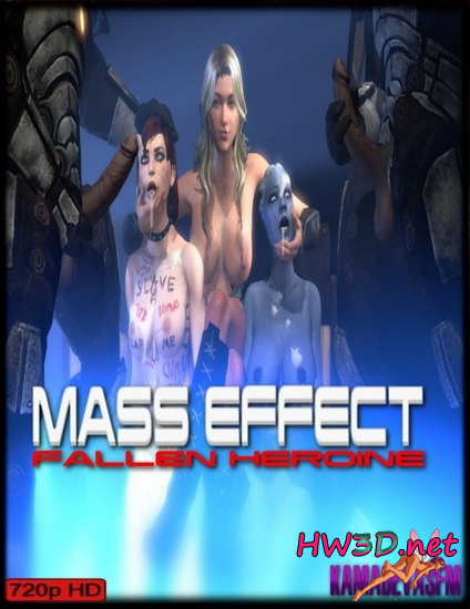 Mass Effect - Fallen Heroine (2017) 720p Video