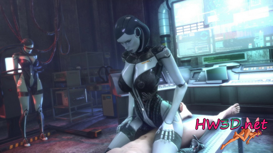 EDI The Sexbot 1080p Video