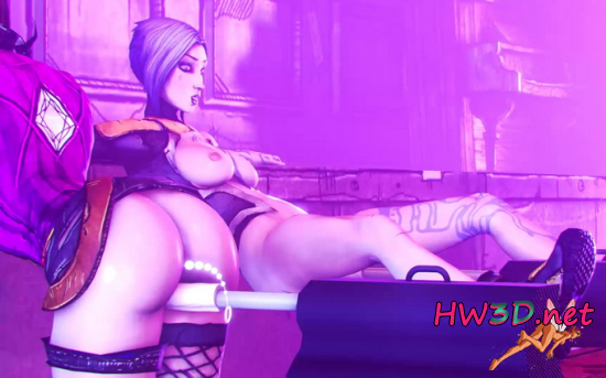 Mad Moxxi & Maya Mashine Endurance 1080p Video