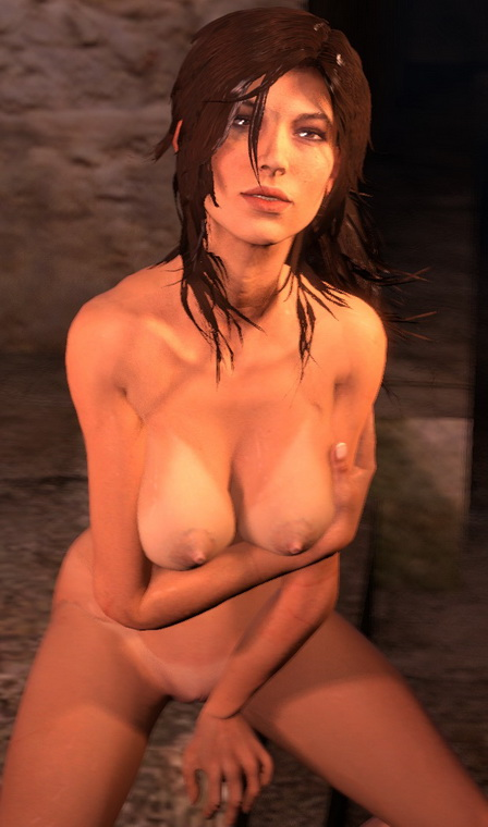 Lara Croft New 18+