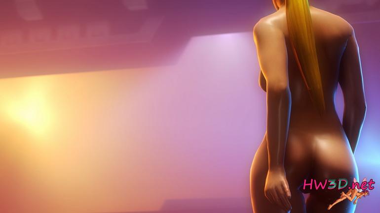 Samus Aran 18+ (Metroid)