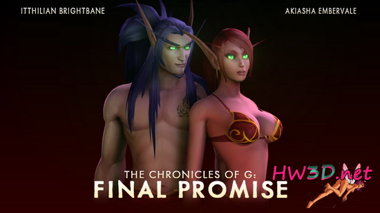 The Chronicles of G Final Promise (2018) 720p Video