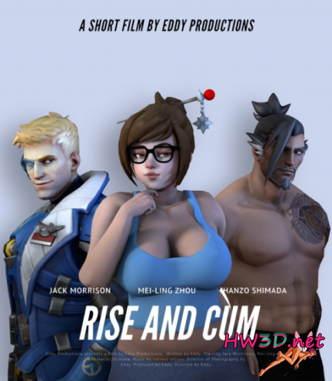 OVERWATCH MEI FUCK (RISE AND CUM) (2018) 720p Video