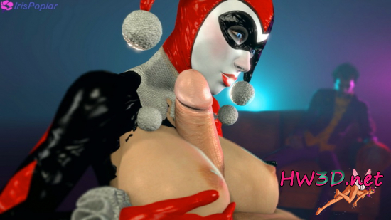 Harley Quinn Titsjob 720p Video