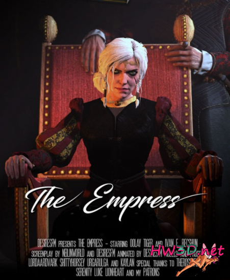 The Empress (2018) 720p Video