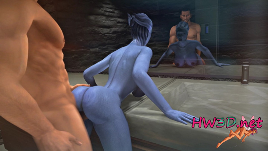 Mass Effect 3 Girls 1080p Video