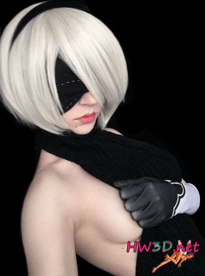 2B Sexy Cosplay