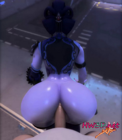 Widow Black Lilly Anal POV 1080p Video