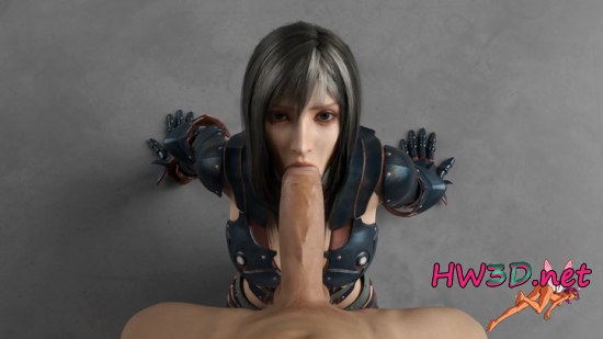 Arenea Blowjob (Final Fantasy XV) 720p Video