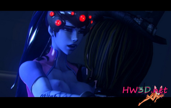 Moxxi & Widowmaker Crossover (2018) 1080p Video