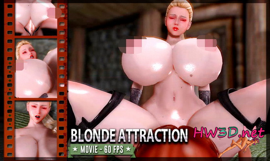 Blonde Attraction (2018) 1080p Video