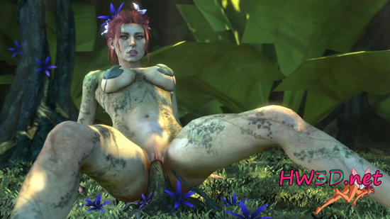 Poison Ivy abilities 720p Video