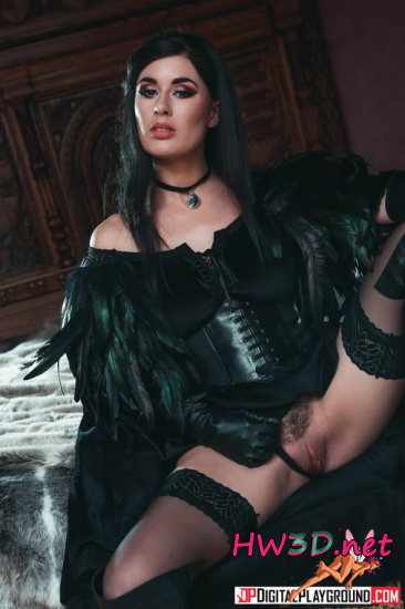 Yennefer Porno Cosplay (The Witcher 3)