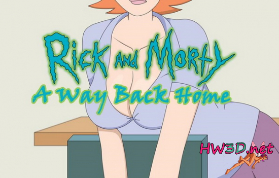 Rick And Morty - A Way Back Home v.1.3.0 (2018) English