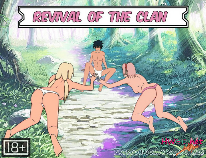 Revival of the clan v.0.05 (2018) English/Russian