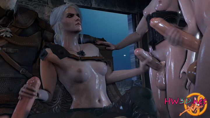 Too Much for Ciri 720p 2xVideos