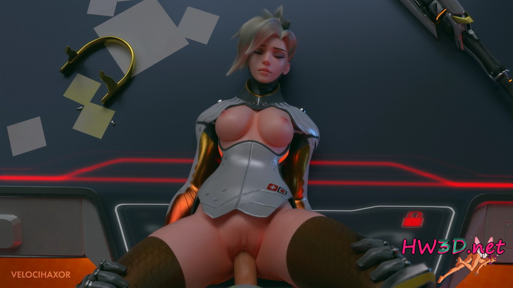 POV as Genji fuck Mercy 1080p Video