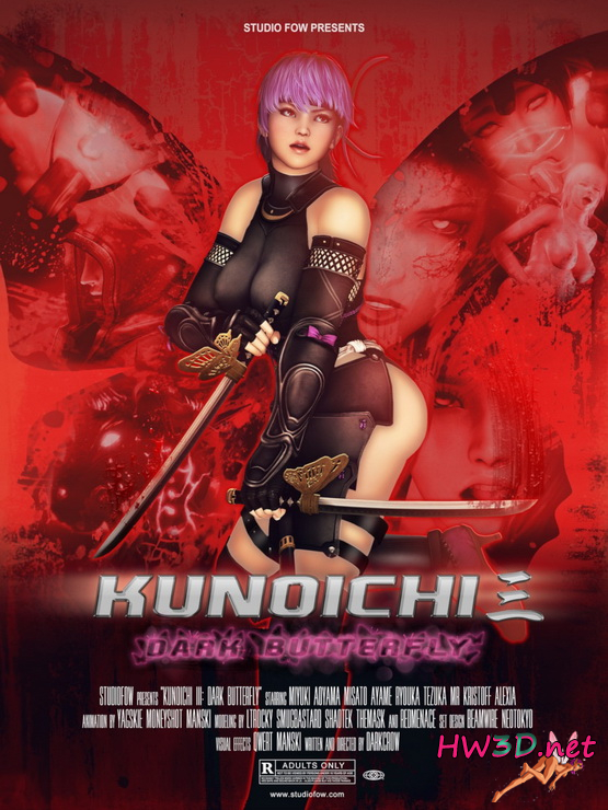 Kunoichi 3: Dark Butterfly (2018) 720p Video
