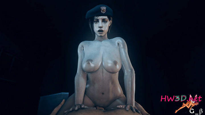 Porno with Jill Valentine 1080p Video