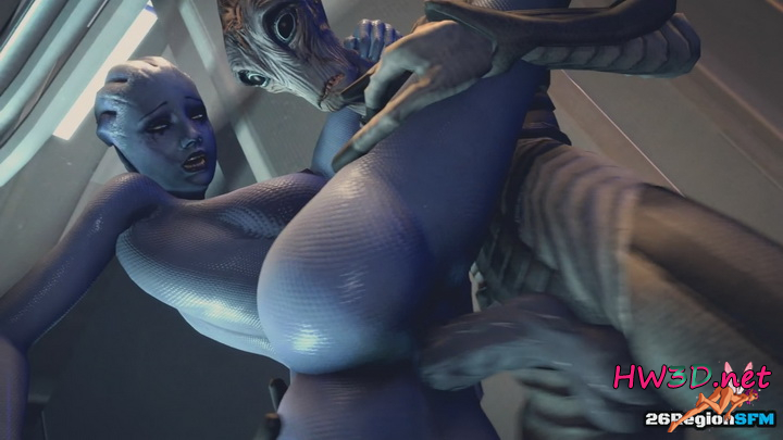 Liara's research 1080p Video