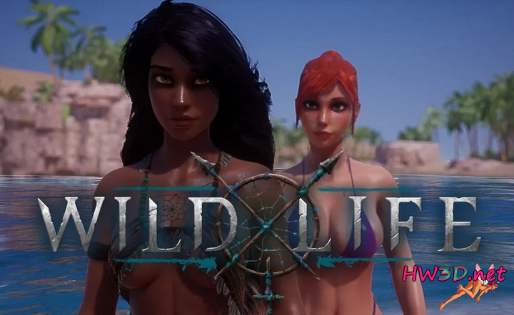 Wild Life. build September25$ (2020) English