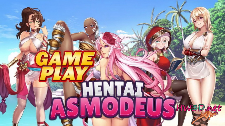 Hentai Asmodeus v.1.0.3 (2019) English Uncensored