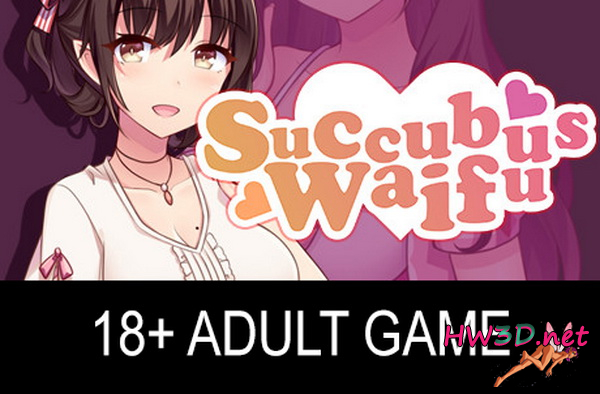 Succubus Waifu (2019) English Uncensored