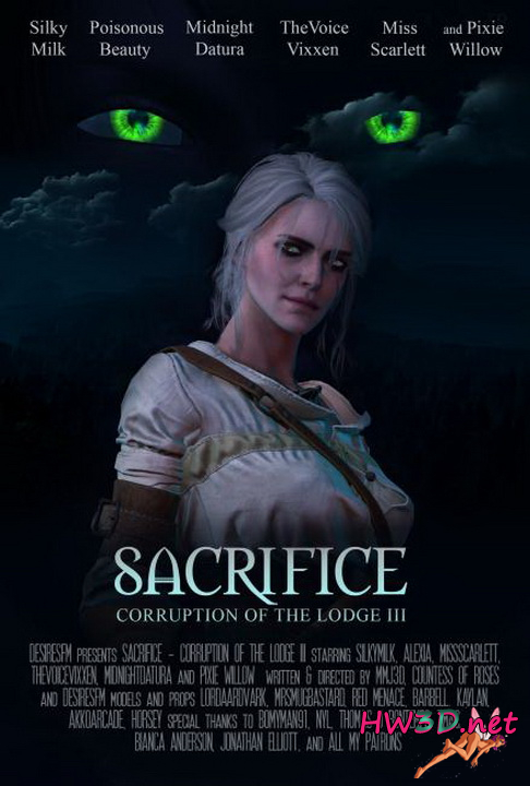 Sacrifice (2020) 1080p Video