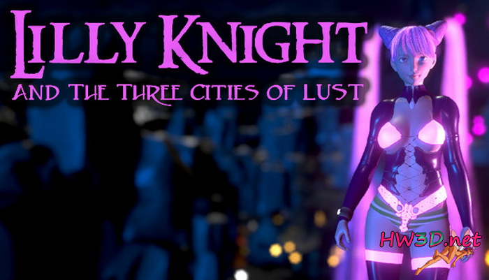 Lilly Knight and the Three Cities of Lust v.1.2 (2020) English