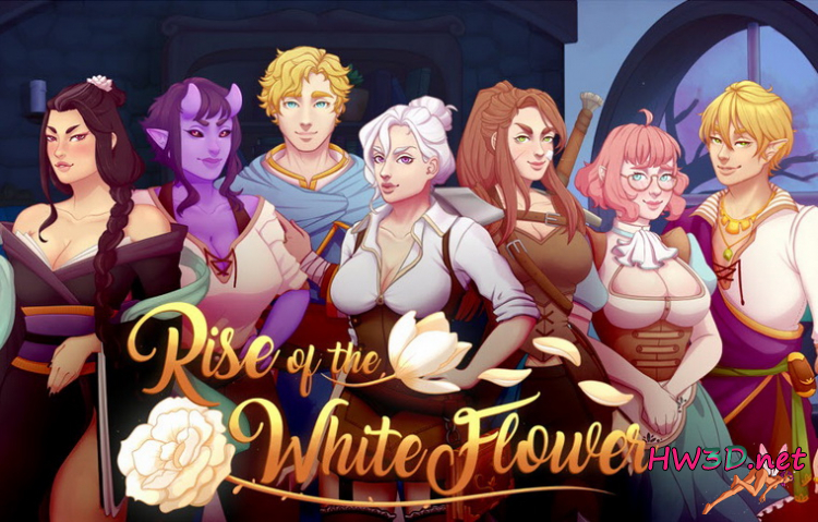 Rise of the White Flower ch.1 (2020) English