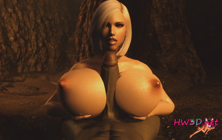 SKYRIM GIRL LIKE BIG ORC DICK (2020) 1440p Video