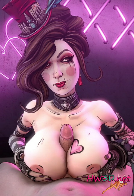 Moxxi Titsjob POV 1080p Video